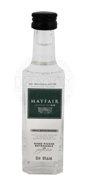 Mayfair London Dry Gin Miniature