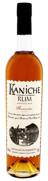 Kaniché Rum Reserve 0,7L 40%