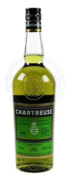 Chartreuse Verte, 0,7 L, 55%