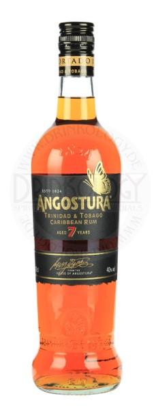 Angostura Dark Caribbean Rum 7 Years Old 0,7L 40%