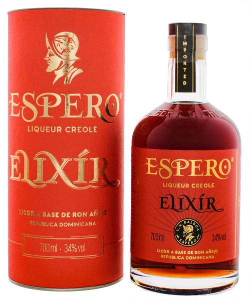 Espero Creole Elixir 0,7L 34%