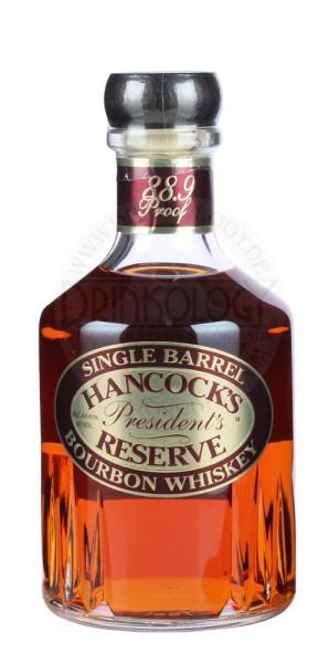 Hancock's President's Reserve Bourbon Whiskey