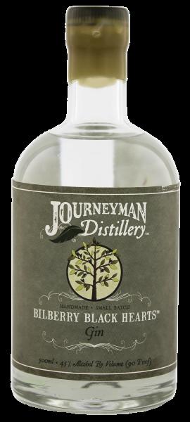 Journeyman Bilberry Black Hearts Gin 0,5L 45%