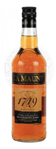 La Mauny Rhum Agricole Ambre