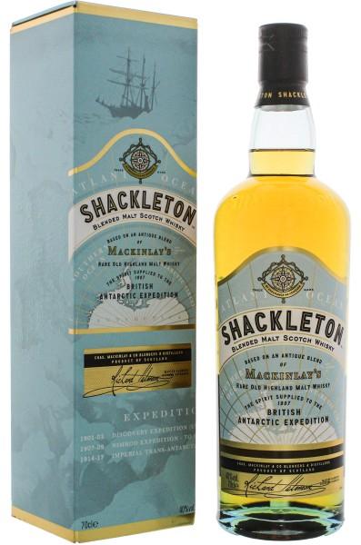 Shackleton's Whisky Mackinlay's Blended Malt Whisky 0,7L 40%