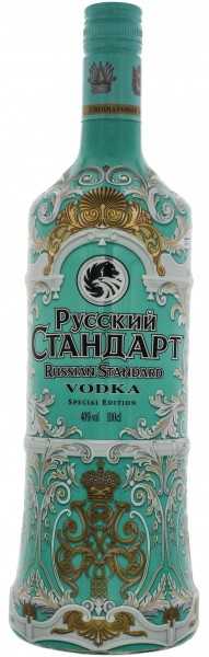Russian Standard Hermitage Limited Edition 1,0L 40%