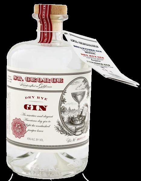 St. George Dry Rye Gin 0,7L 45%