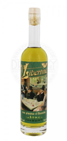 Absinthe Libertine Intense 0,2L 72%