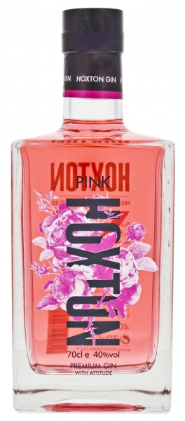 Hoxton Pink Gin 0,7L 40%