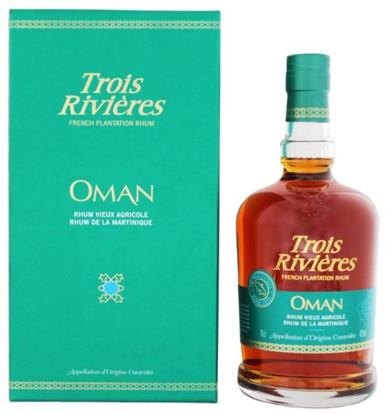 Trois Rivieres Rhum Cuvee Oman 0,7L 42%