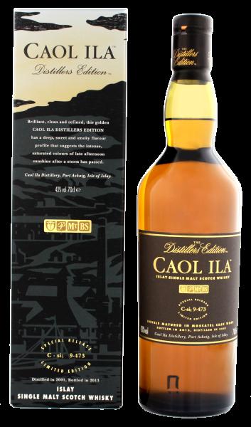 Caol Ila Distillers Edition 2001