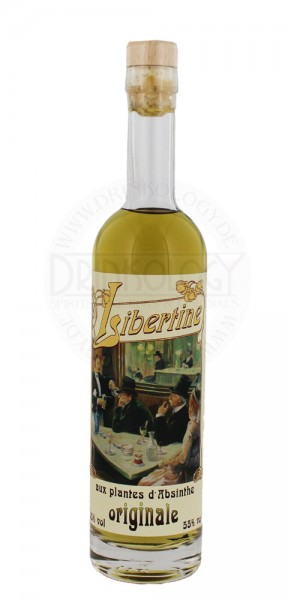 Absinthe Libertine Originale 0,2L 55%