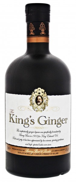 King's Ginger Liqueur, 0,7 L, 41%