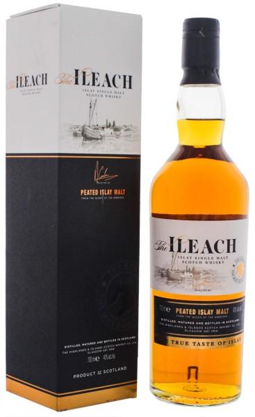 The Ileach Peated Islay Malt Whisky 0,7L 40%
