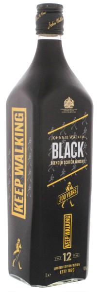 Johnnie Walker Black Label 200 years icons lim. Edition 1,0L 40%