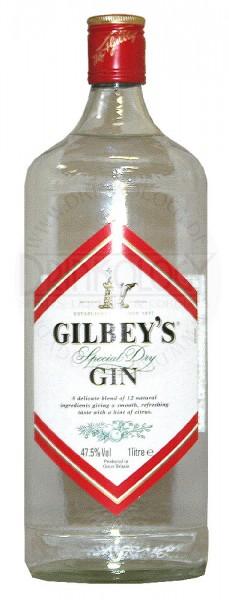 Gilbeys Dry Gin