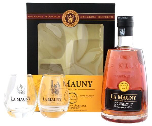 La Mauny Rhum Vieux V.O.