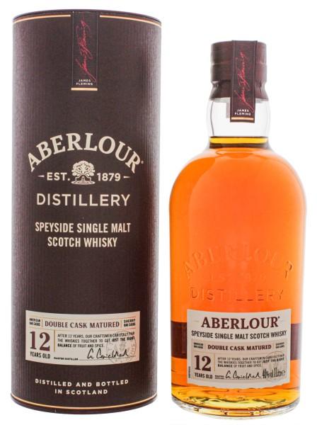 Aberlour Double Cask Single Malt Whisky 12 Jahre 1,0L 40%