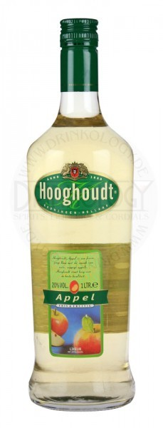 Hooghoudt Apple Genever