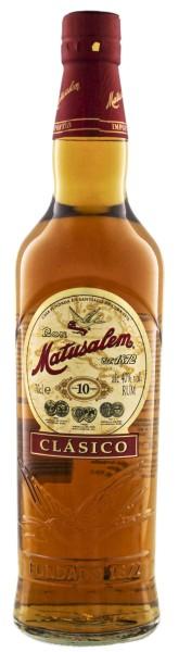 Matusalem Rum Classico 10 0,7 L 40%