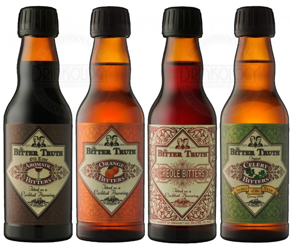 The Bitter Truth Essential Bitters Pack