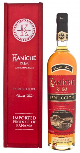 Kaniché Rum Perfeccion Double Wood 0,7L 40%