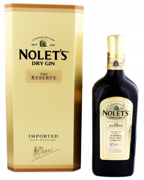 Nolet's Dry Gin The Reserve 0,7L 52,3%