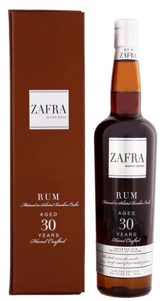 Zafra Master Series Rum 30 Jahre 0,7L 40%