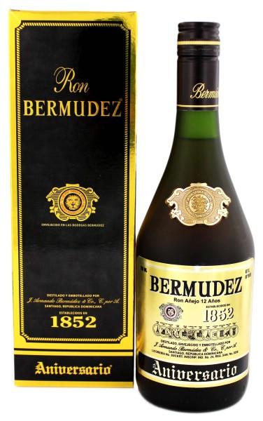 Bermudez Rum Aniversario 12 Jahre 0,7L 40%