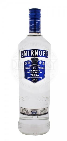 Smirnoff Vodka Blue Label