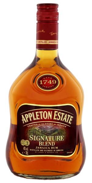 Appleton Rum Estate Signature Blend, 0,7 L, 40%