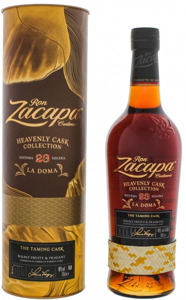 Zacapa Centenario 23 La Doma Heavenly Cask Collection 0,7L 40%
