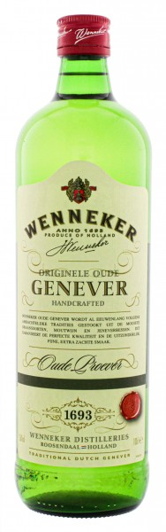 Wenneker Oude Proever Genever 1,0L 36%
