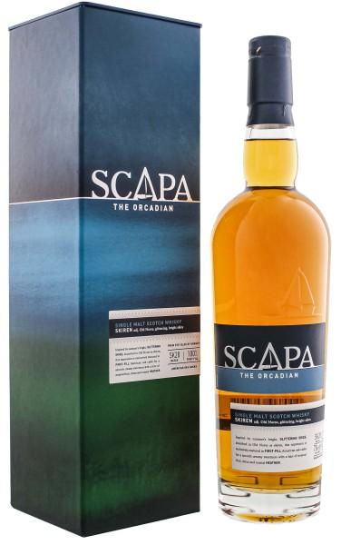 Scapa Skiren The Orcadian Single Malt Whisky 0,7L 40%