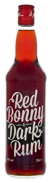 Red Bonny Dark Rum 0,7L 40%