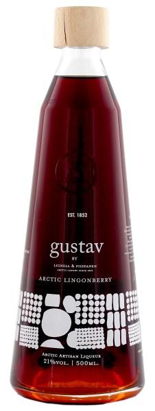 Gustav Arctic Lingonberry Liqueur