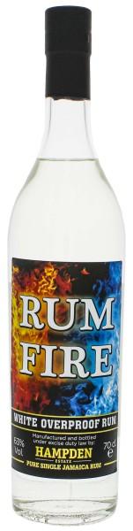 Rum Fire Overproof 0,7L 63%