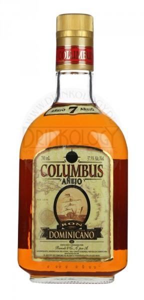 Columbus Rum Anejo 7 Years Old