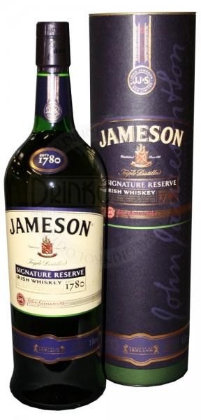 Jameson Irish Whiskey Signature Reserve