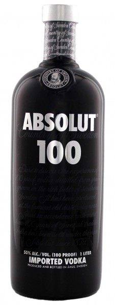 Absolut Vodka 100 Proof