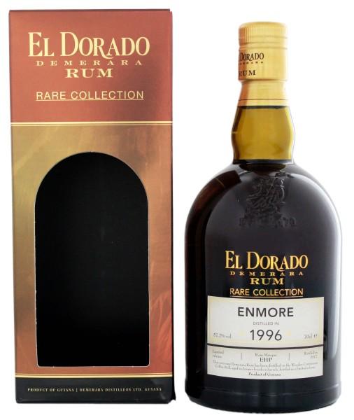 El Dorado Rum Rare Collection Enmore 1996 0,7L 57,2%