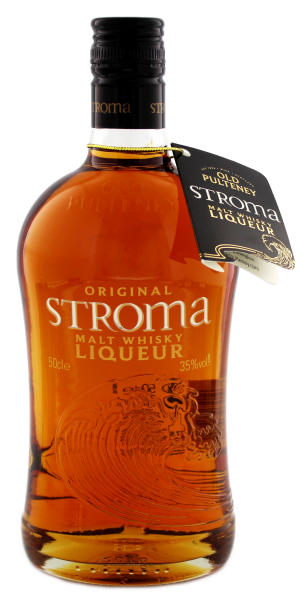 Old Pulteney Stroma Malt Whisky Liqueur, 0,5 L, 35%