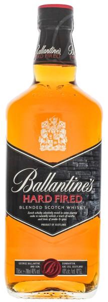 Ballantines Blended Whisky Hard Fired 0,7L 40%