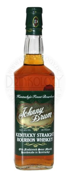 Johnny Drum Bourbon Whiskey Green Label 0,7L 40%