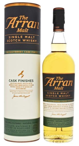Arran Single Malt Whisky Sauternes Finish 0,7L 50%