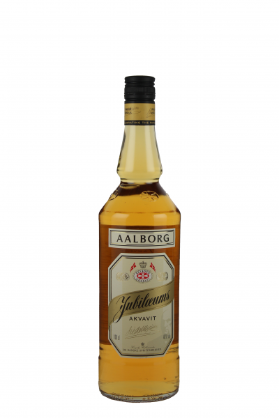 Aalborg Jubiläums Akvavit, 1 L, 40%