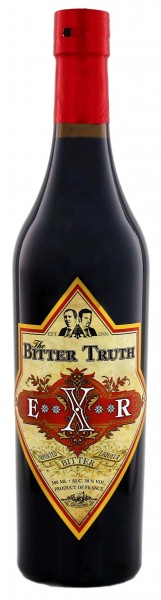 The Bitter Truth EXR Liqueur
