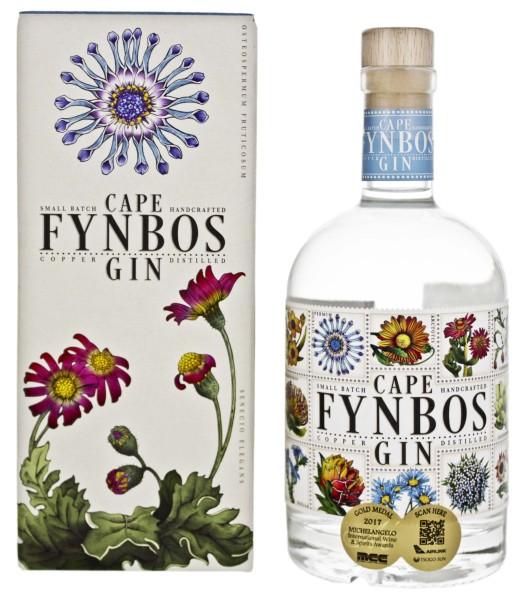 Cape Fynbos Small Batch Gin 0,5L 45%