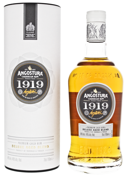 Angostura Rum 1919 - 8 Years Old8 Jahre, 0,7 L, 40%