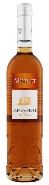 Merlet Creme de Peches Liqueur, 0,7 L, 18%